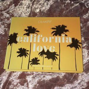Colourpop California Love Palette